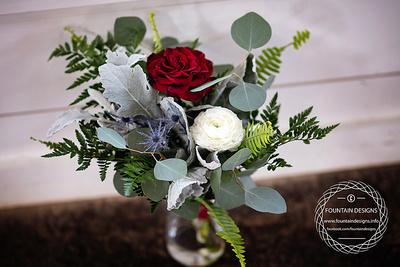 Bridesmaids Bouquet- $40.95
