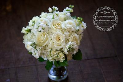 Bridal Bouquet- $136.95
