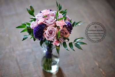 Bridesmaids Bouquet- $69.95