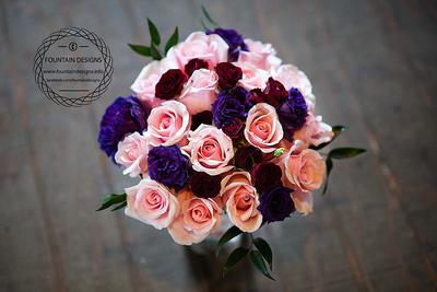 Bridal Bouquet- $125.95