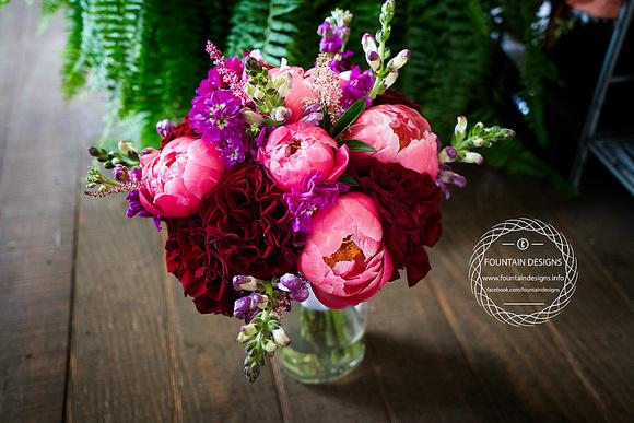Bridal Bouquet- $215.47