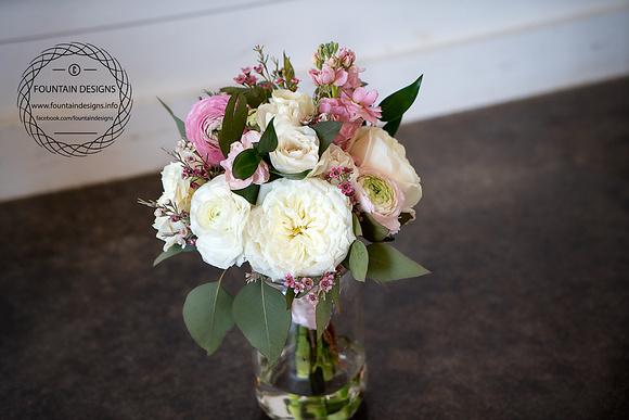 Bridesmaids Bouquet- $79.95