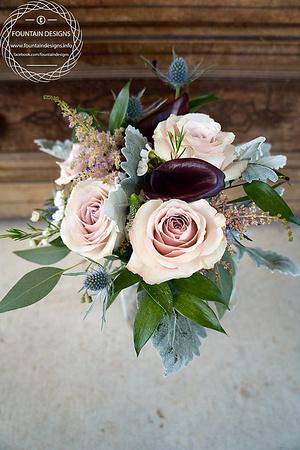 Bridesmaids Bouquet- $59.95