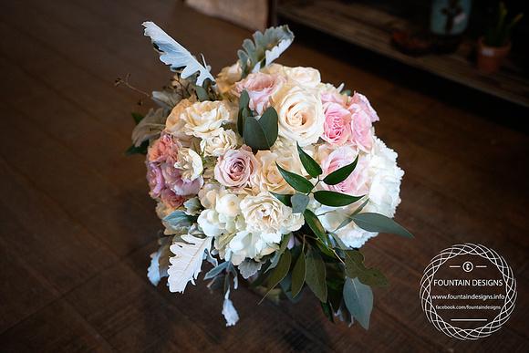 Bridal Bouquet- $119.95