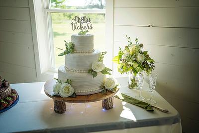 Cake Flowers- $22.60