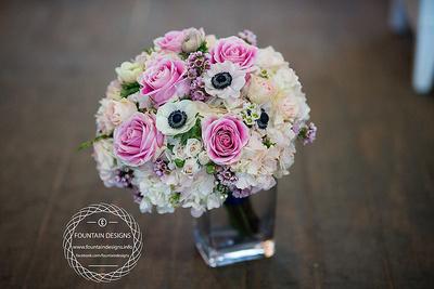 Bridal Bouquet- $126.95