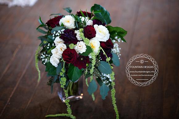 Bridal Bouquet- $199.95